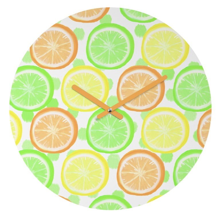 lisa-argyropoulos-citrus-wheels-and-dots-round-clock-v2_1024x1024