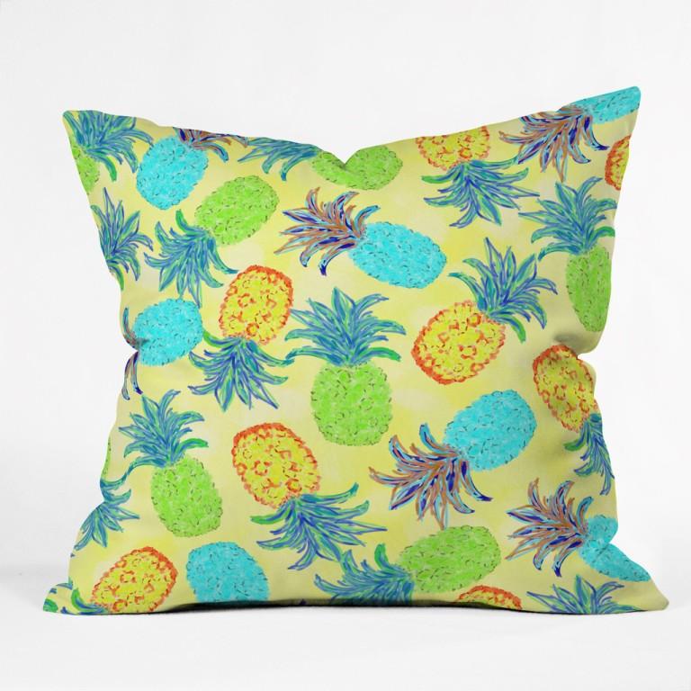 Pineapple Pandemonium - Yellow