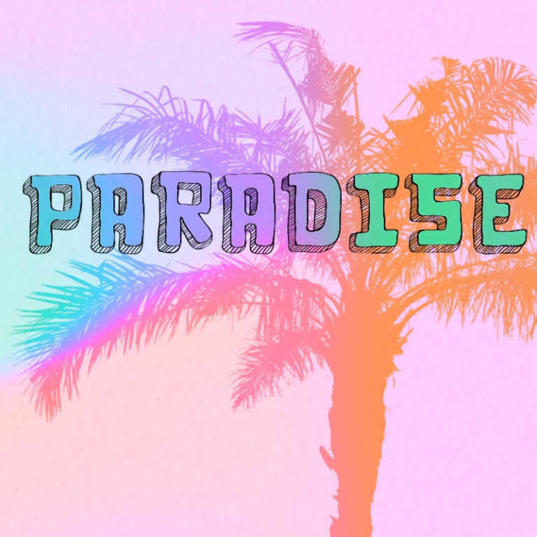 Paradise Awaits + Win Your Fav Pouch!