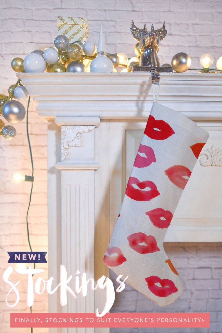 DENY Designs Art Stockings