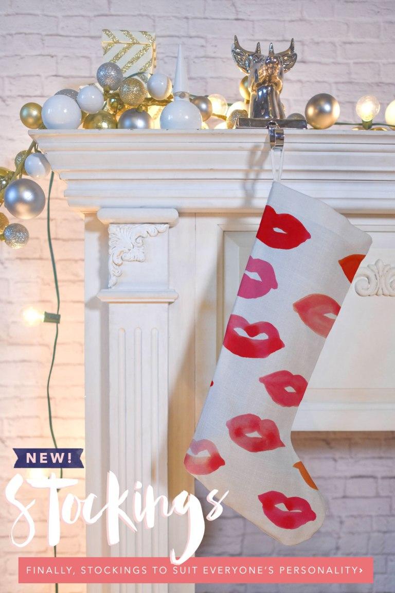 DENY Designs Art Stockings