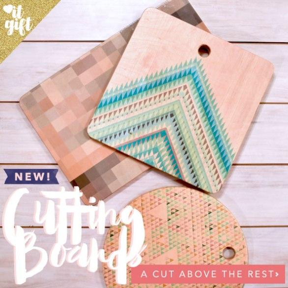 DENY Designs Cutting Boards