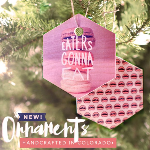 DENY Designs Ornaments