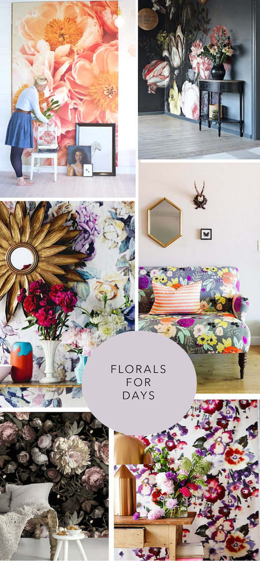 Now Trending: Florals for Days