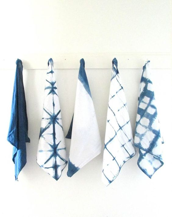 Now Trending: Shibori--Grown Up Tie-Died