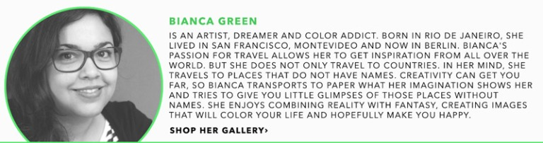Meet the DENY Designs Artist: Bianca Green