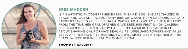 Behind The Design: Capturing The Dreamiest Beach Shot by Artist Bree Madden
