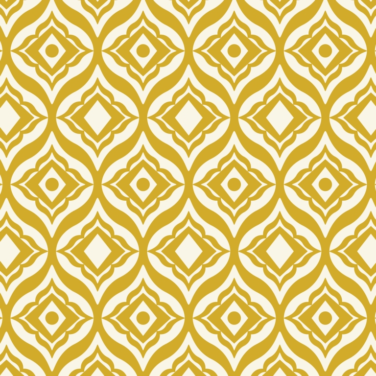 Design Designs' Artist Heather Dutton: Behind the Trevino Yellow Design