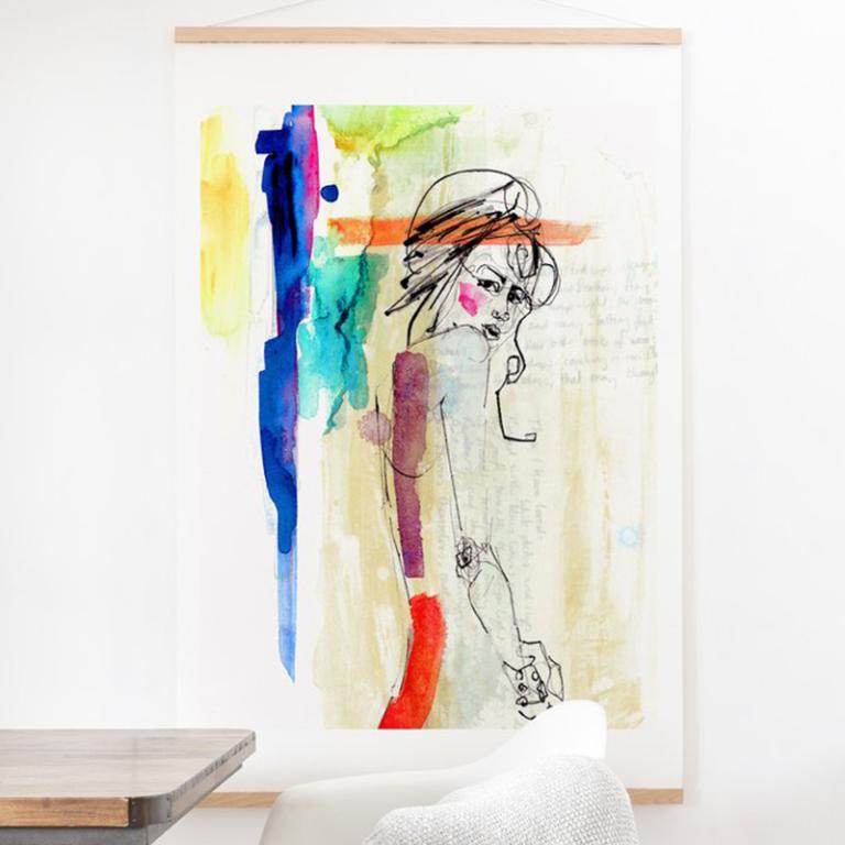 rainbow-artprint