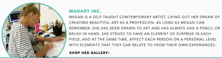 Deny Artist Madart, Inc.