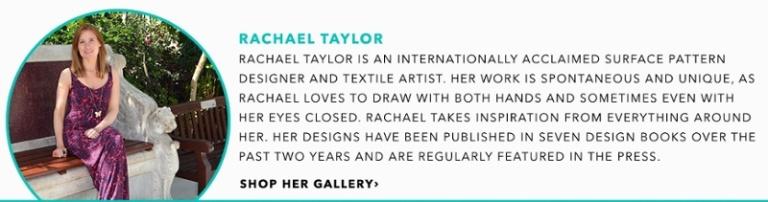 Deny Artist Rachael Taylor