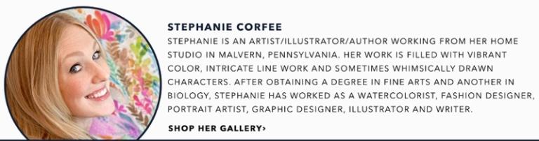 Deny Artist Stephanie Corfee