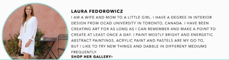 Meet Deny Artist Laura Fedorowicz